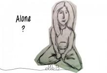 Alone ?