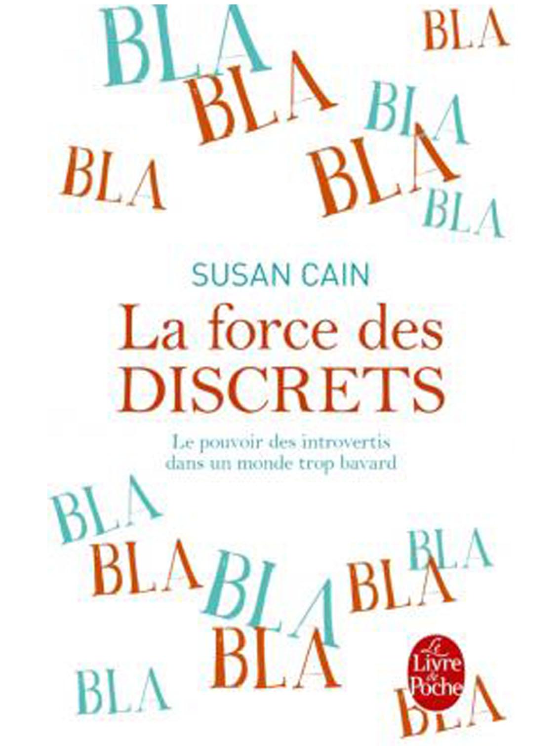 La force des discret, Susan Cain, 7,10€