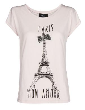 T-shirt Paris, Mango, 14,99€
