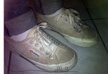 Mes Baskets Surperga*